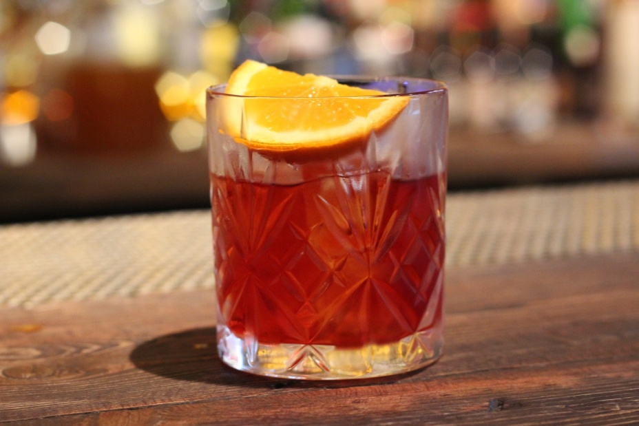 Negroni - vermouth cocktail